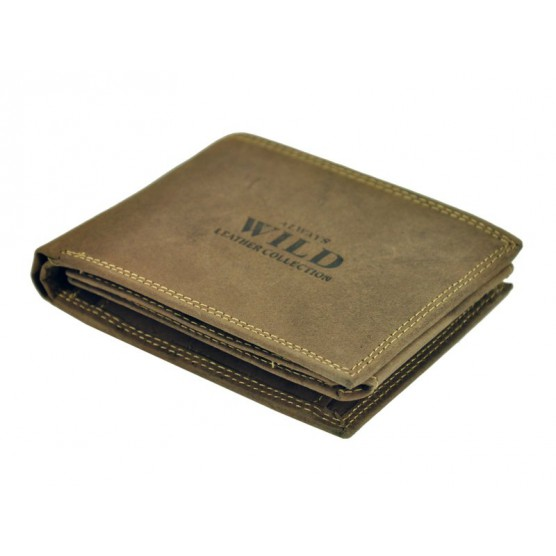 Always Wild - N992-MHU Brown