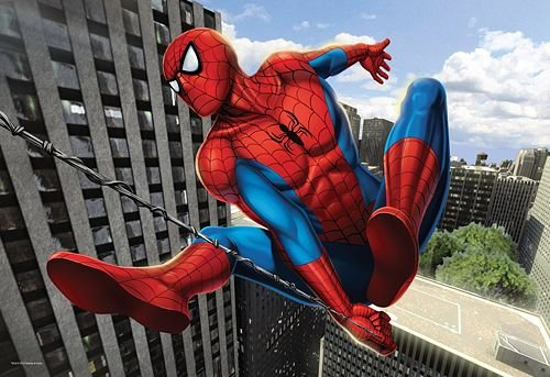 Trefl SPIDERMAN Empire State Building - 160 dielikov