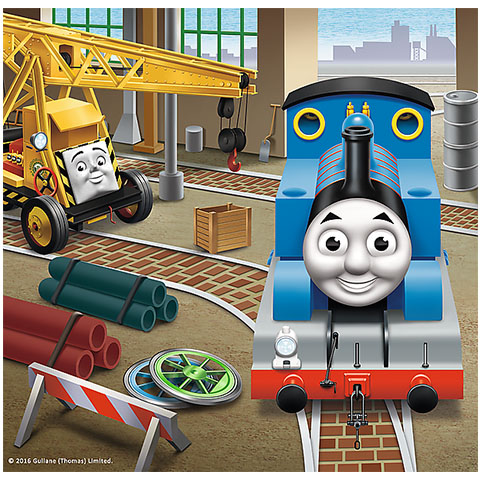 Thomas & Friends - 3v1