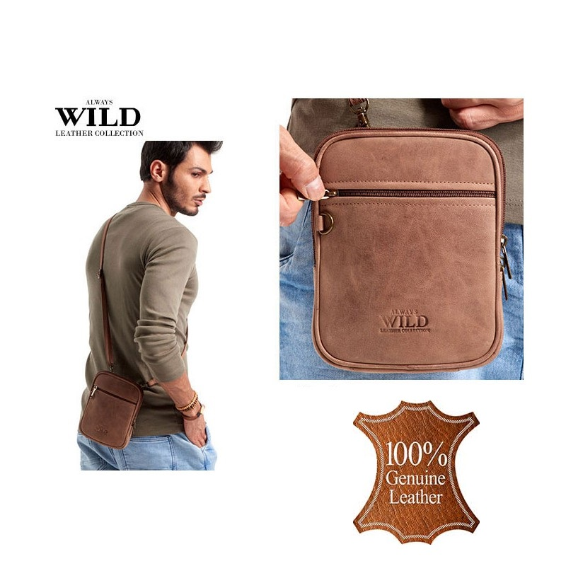Always Wild - 1113-TGH Brown