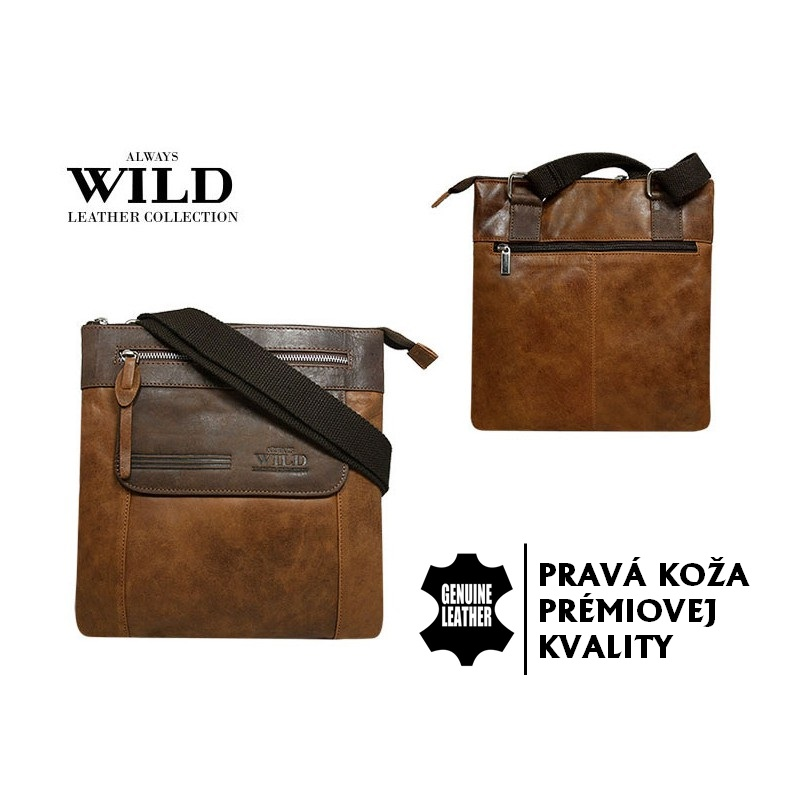 Always Wild - BAG-4-HB