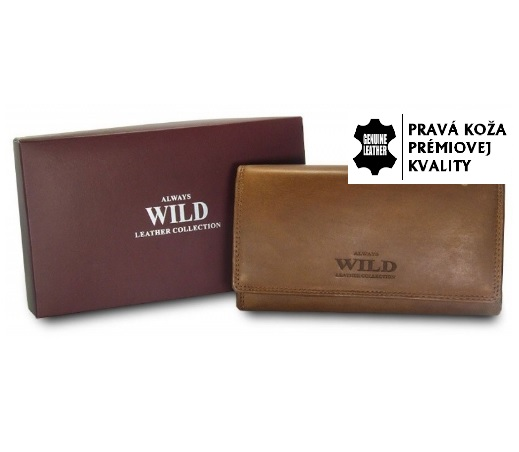 Always Wild- N20-CH TAN