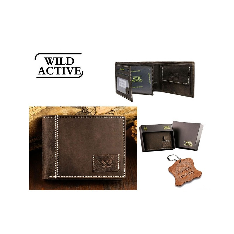 Actiwe Wild - N992-WA1 brown