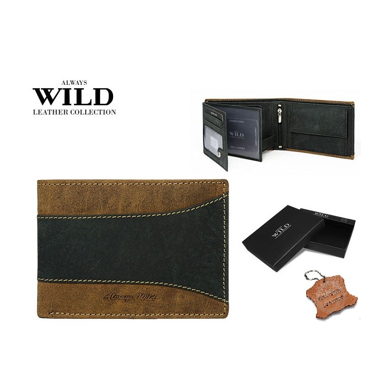 Always Wild - N992 SAF Black