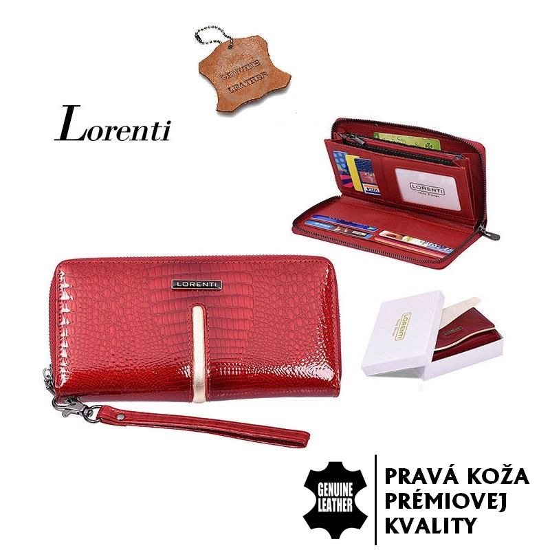 Lorenti A100-RS - RED