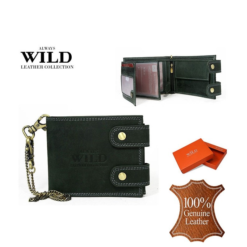 Always Wild - 2900 BIC Black