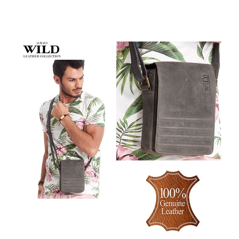Always Wild - 503-TGH Black
