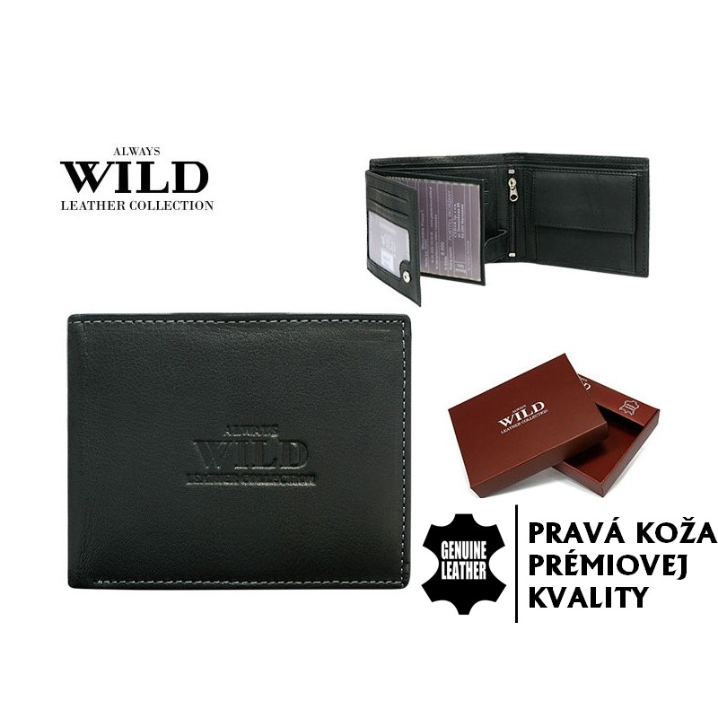 Always Wild N992 - GU  BLACK