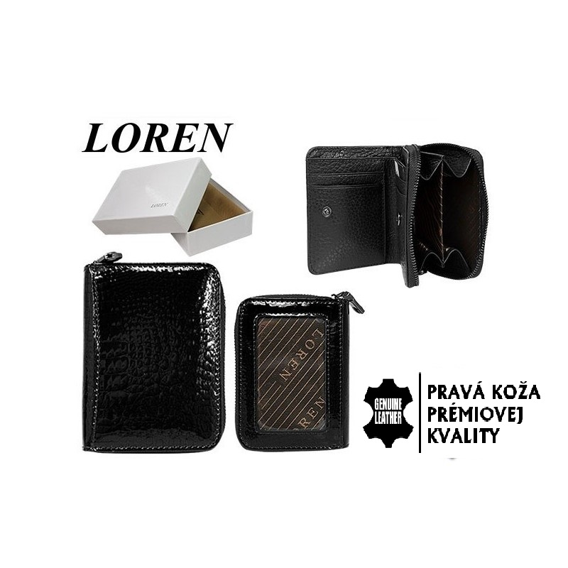 LOREN - 5157-RS BLACK