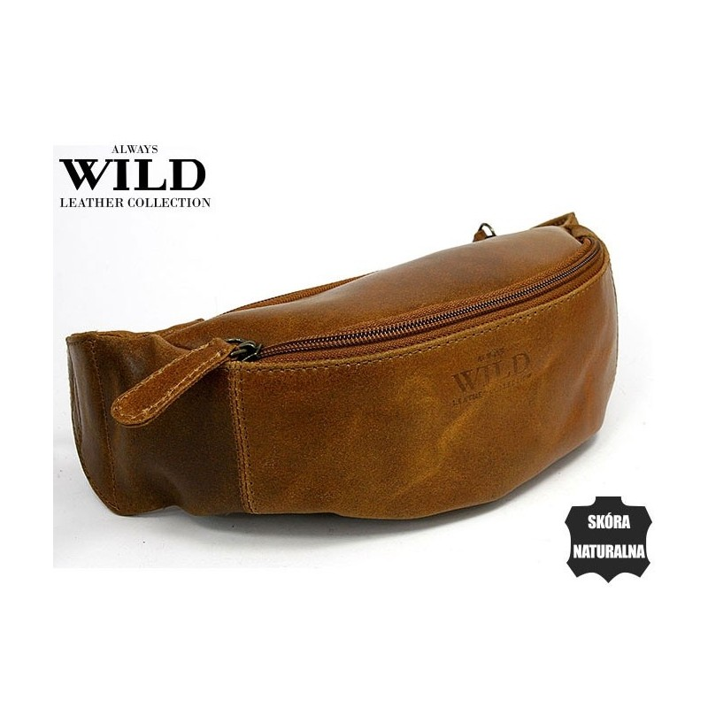 Always Wild - ĽADVINKA - WB01 SP COGNAC