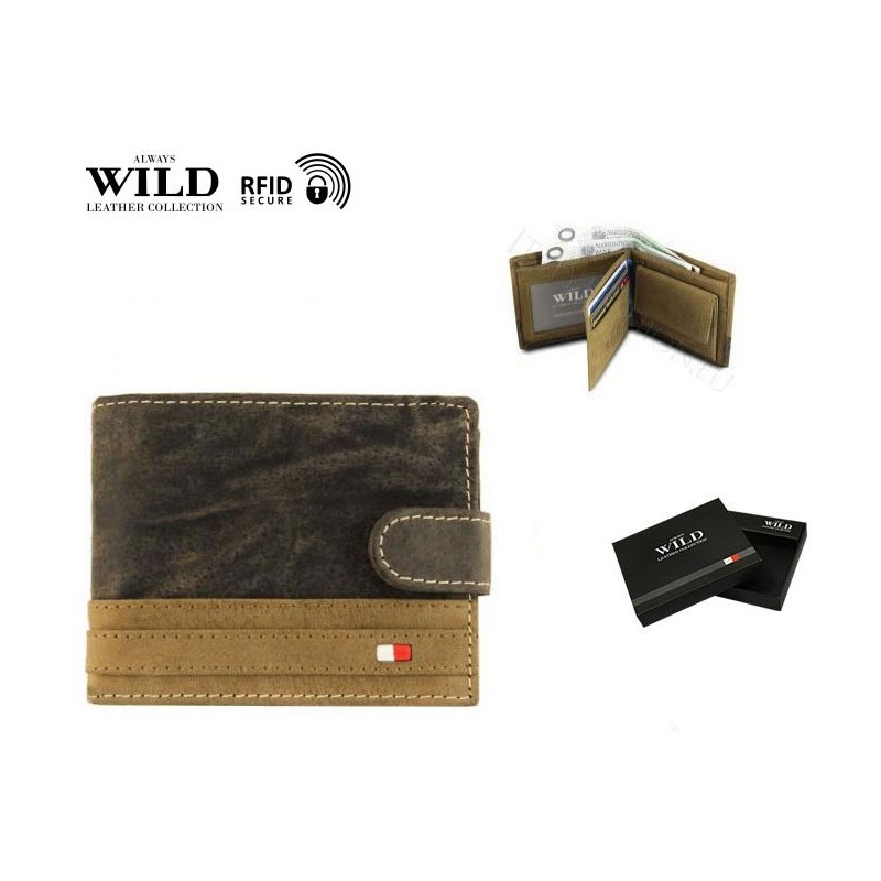Always Wild - N992L-R  BROWN/L.BROWN