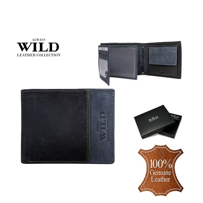 Always Wild - N992-SHS NAVY