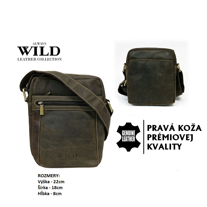 Always Wild - 250587 D.Brown