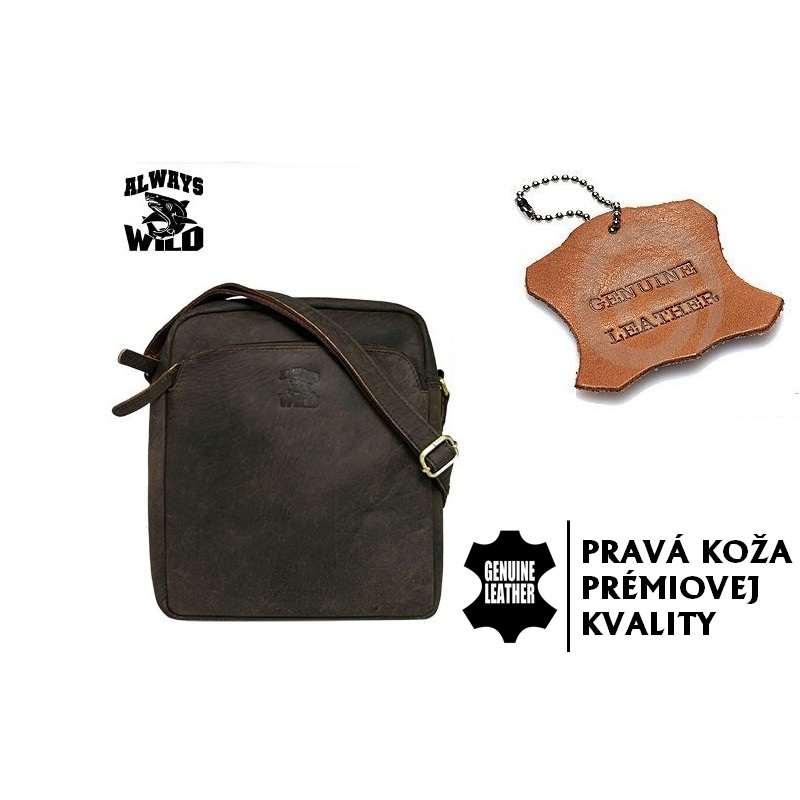 Always Wild - ZF1510 Dark Brown